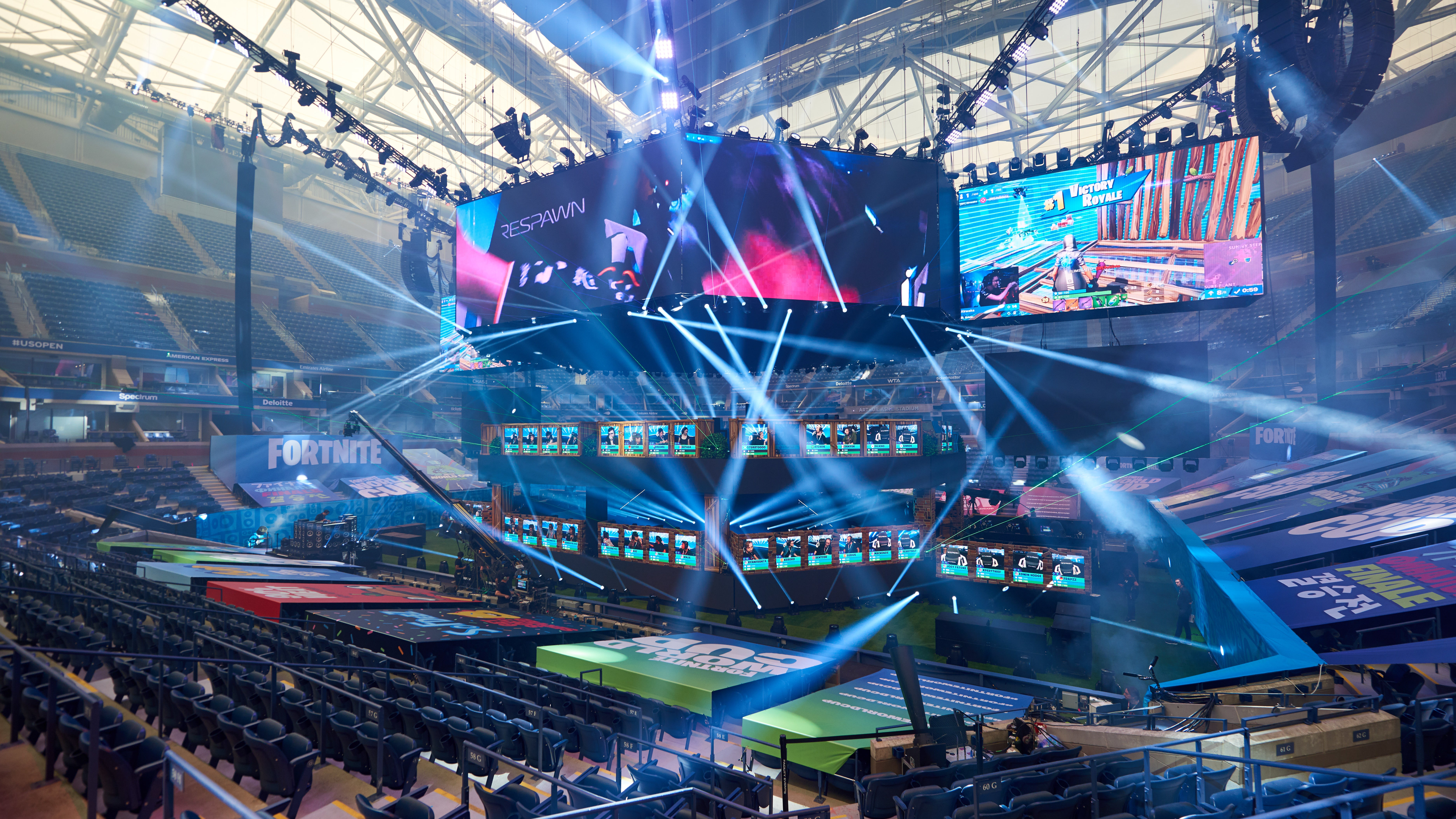 Fortnite World Cup Players Who Didn't Score Have A Sense Of Humour About It