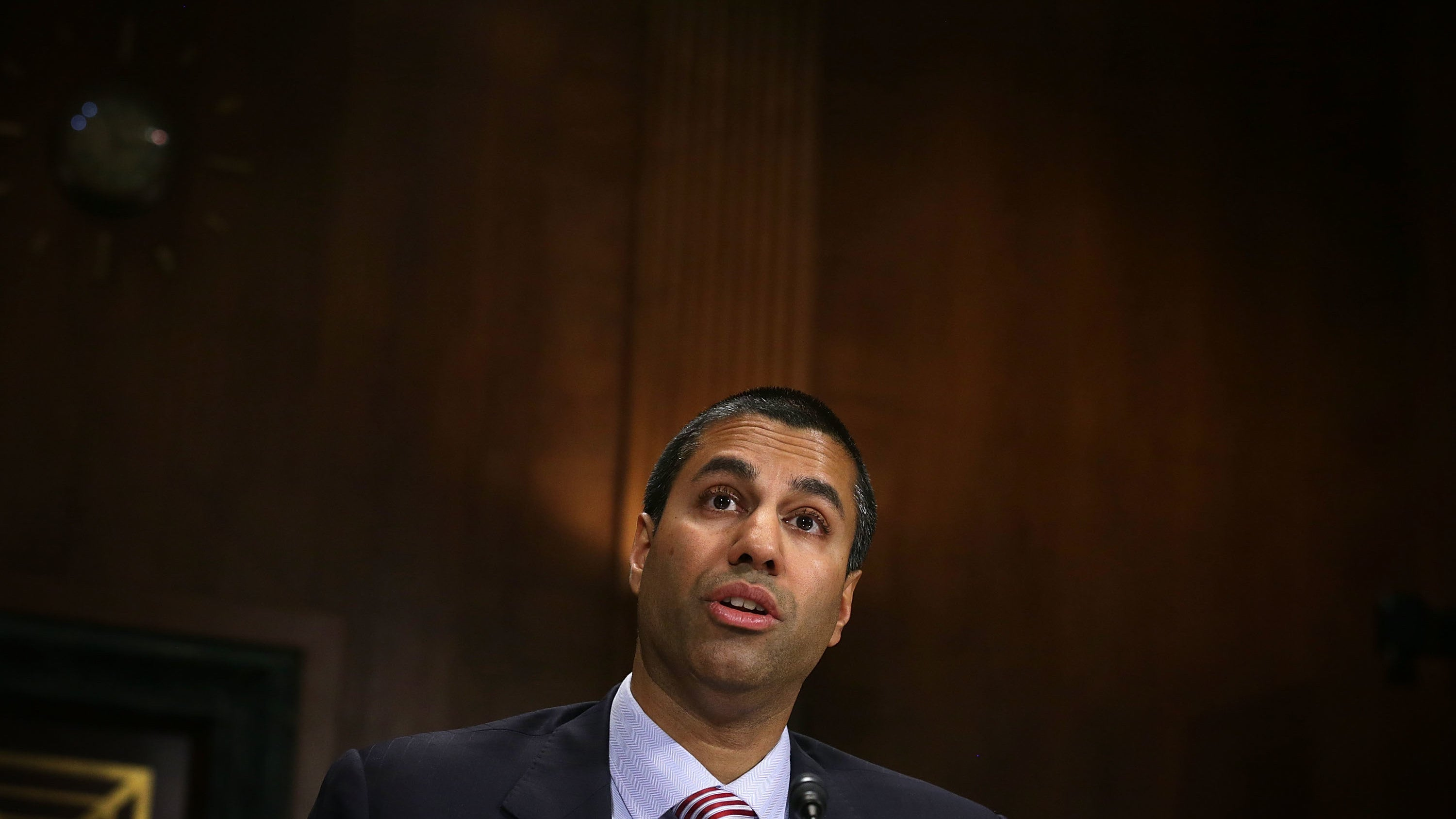 Ajit Pai Is Getting Grilled For Misleading US Congress Over Imaginary Cyberattacks