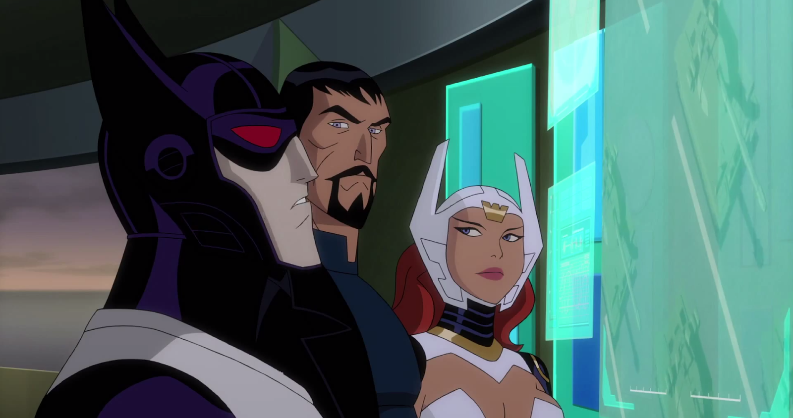 Looks Like This Will Be The Darkest Justice League Cartoon Ever