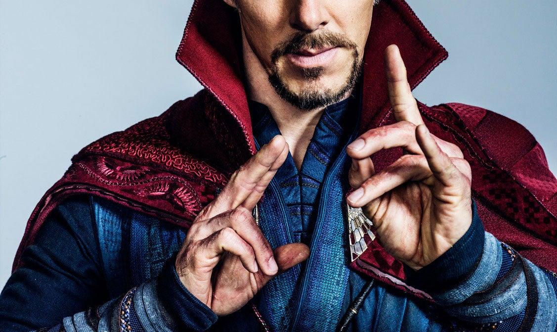 Meet The Man Behind Doctor Strange's Spellcasting