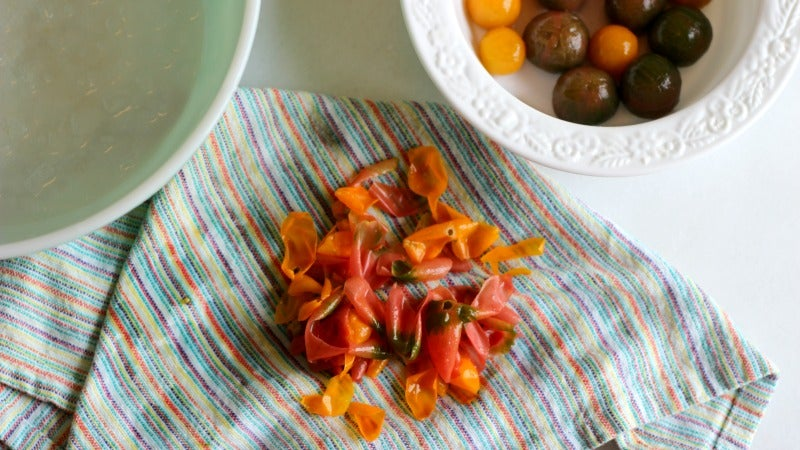 This Naked Tomato Salad May Replace Your Caprese