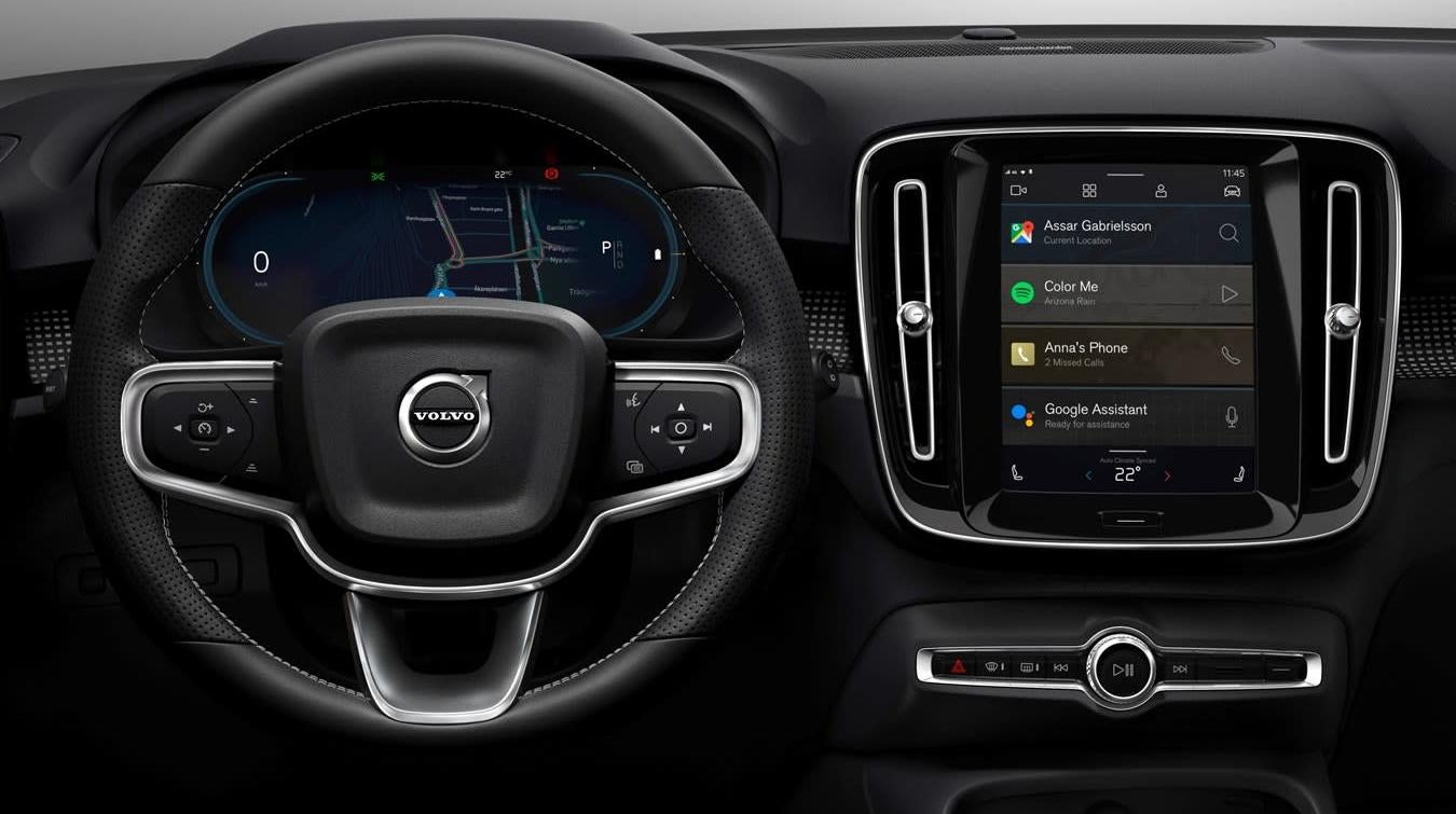 Here's How Android Automotive OS Works