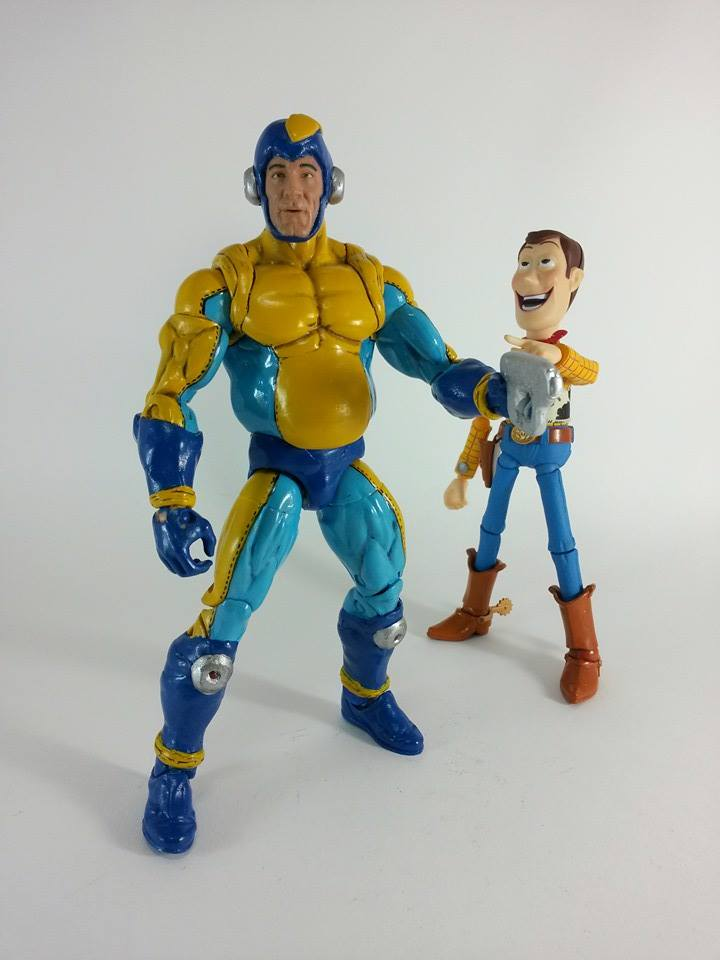 The Worst Mega Man Box Art Makes for the Best Action Figure