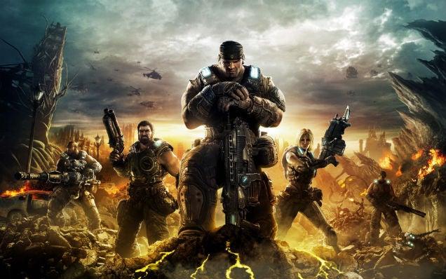 Gears of War Is Still My Favourite Shooter