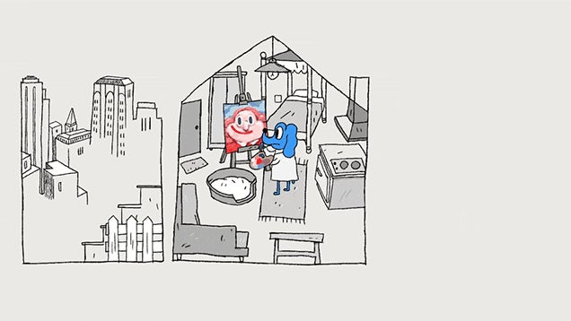 Cute Animation Imagines What Our Dogs Do When We Leave the House