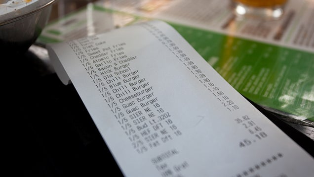 Examine Your Spending Habits Instead of Creating Categorized Budgets