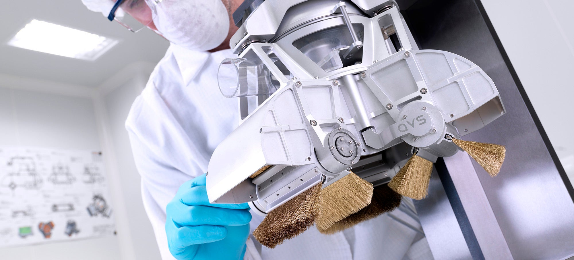This Bizarre-Looking Device Is A Space Dustpan
