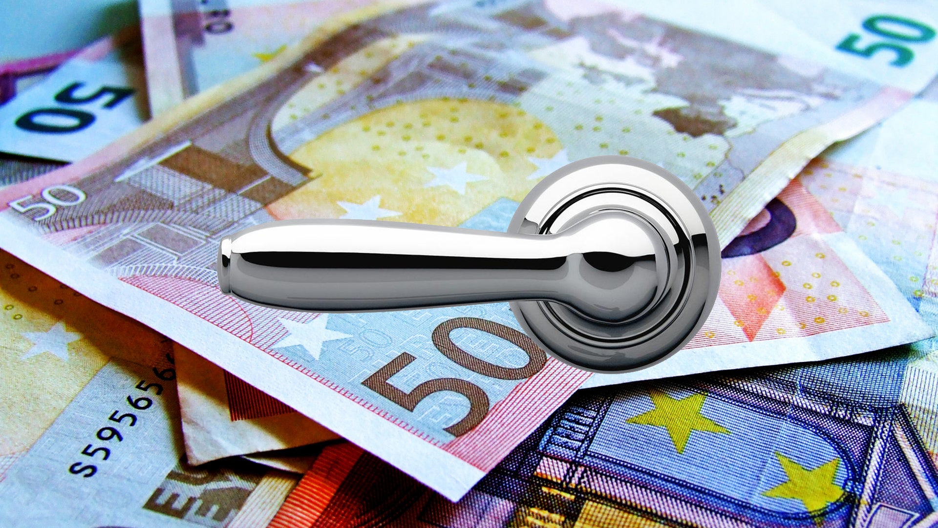 Why Is Someone Clogging Swiss Toilets With Tens Of Thousands Of Euros In Cash?