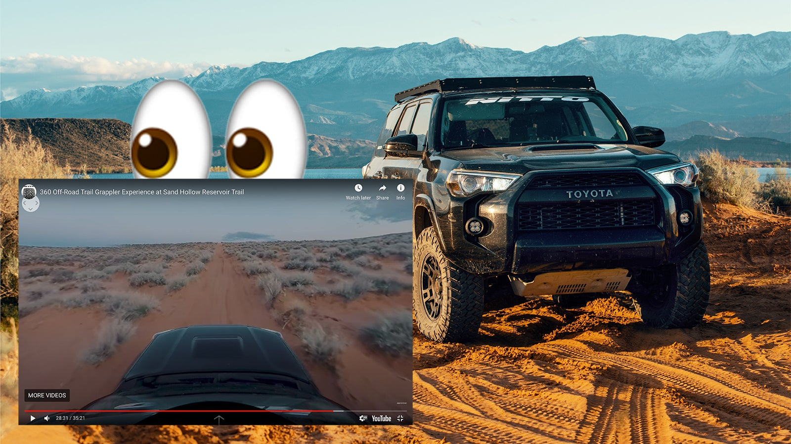 This Video Format Is Like A Fun Off-Road Version Of Google Street View