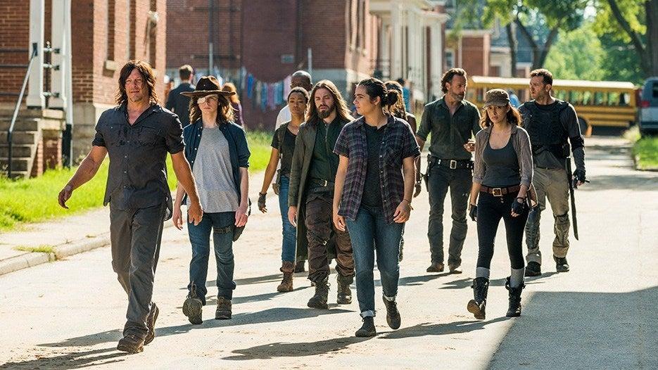 Veteran stuntman seriously injured on 'The Walking Dead' set