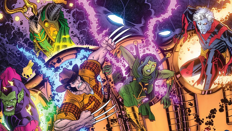 Marvel's Promise Of Fewer Comic Events After Secret Empire Leads To Reveal OfMajor New Comic Event