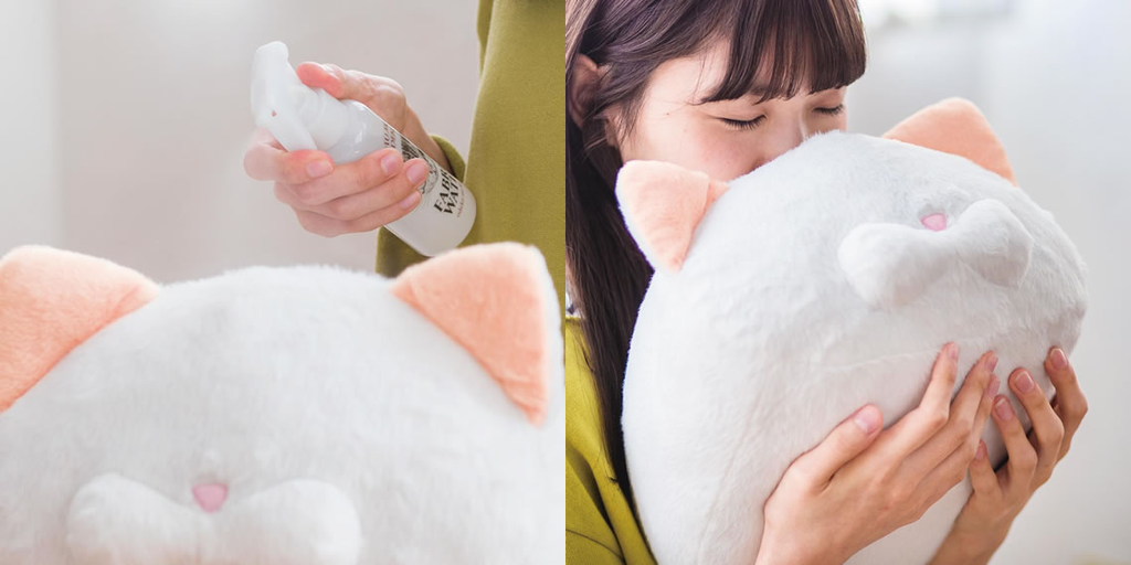 Make Everything Smell Like Cat Head with This Japanese Spray