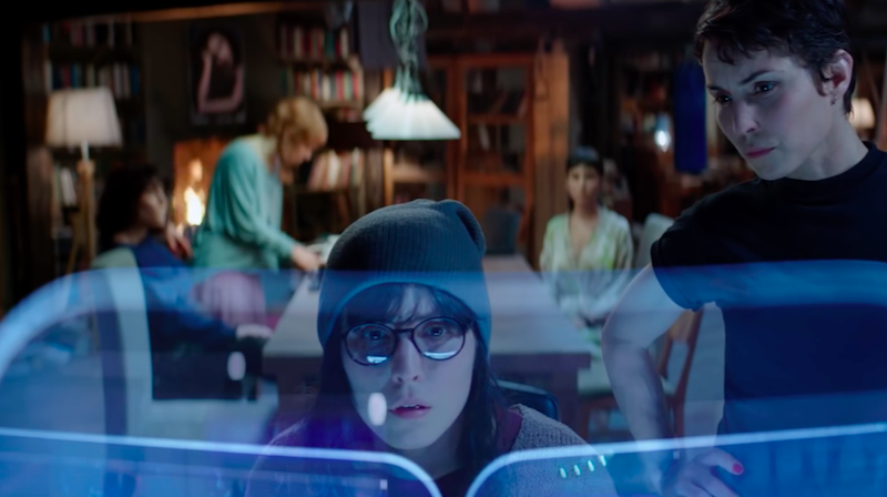 'Seven Sisters' Trailer: Noomi Rapace Plays One Big Family