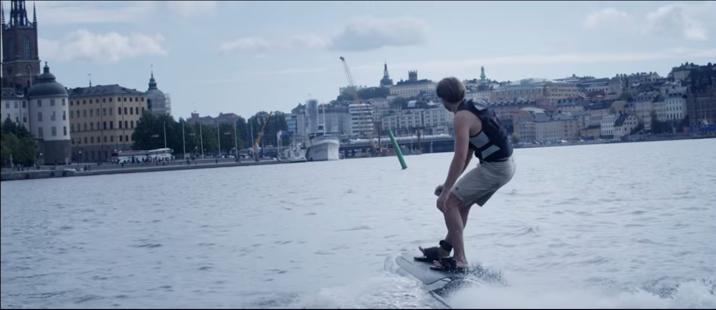 An Electric Wakeboard is Probably The Best Way to Spend $US20,000