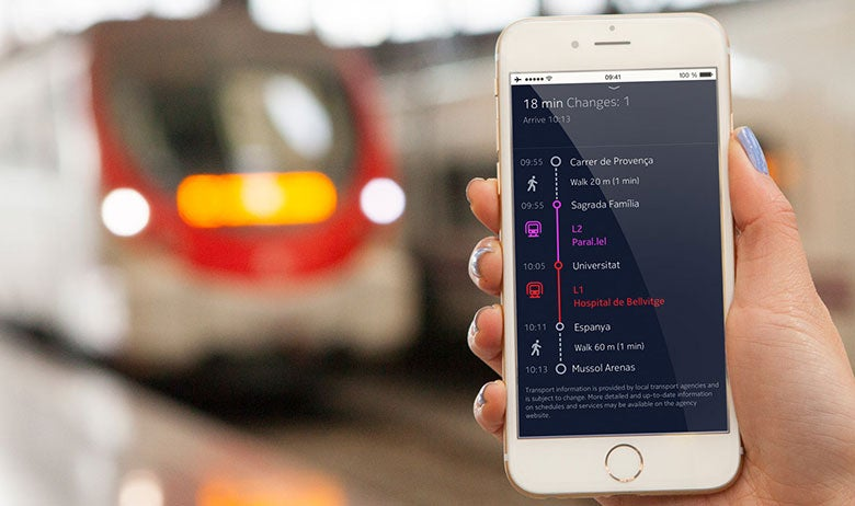HERE Maps' iOS App Will Challenge Your Google Maps Loyalty