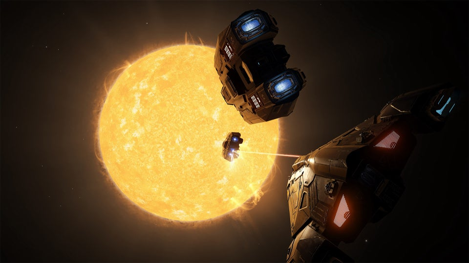 Elite: Dangerous Is About To Get A Whole Lot Bigger