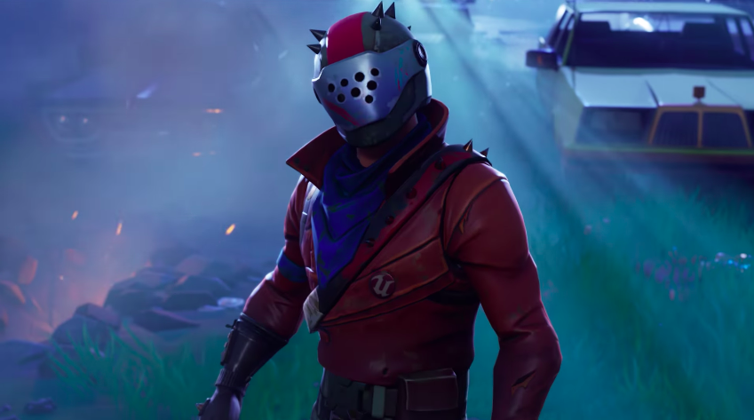 Fortnite Players Are Finding Mysterious Superhero Lairs Across The Map