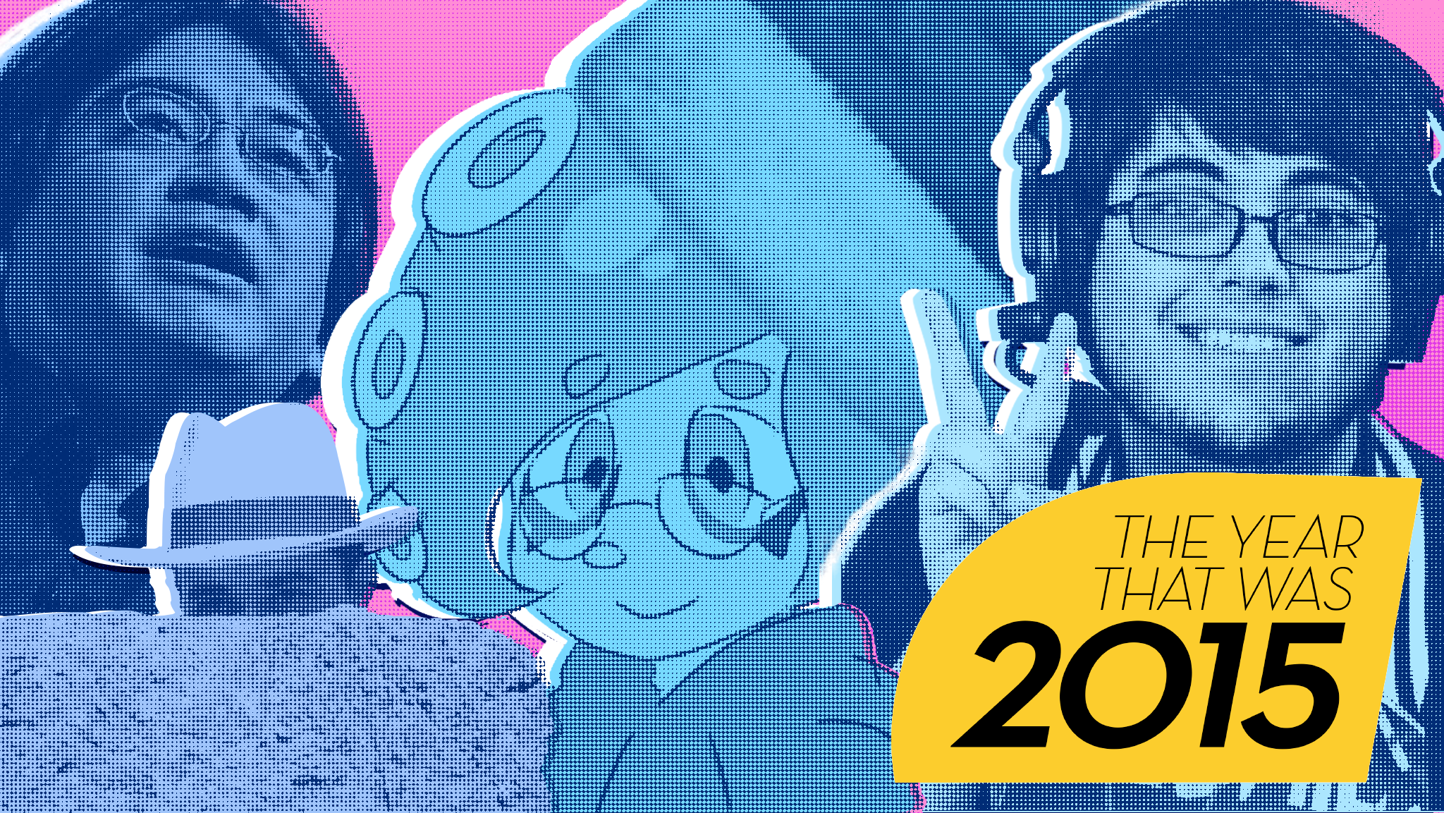 Gamers Of the Year, 2015