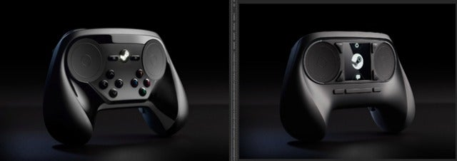 Valve's Redesigned Steam Controller Looks a Little Less Bizarre