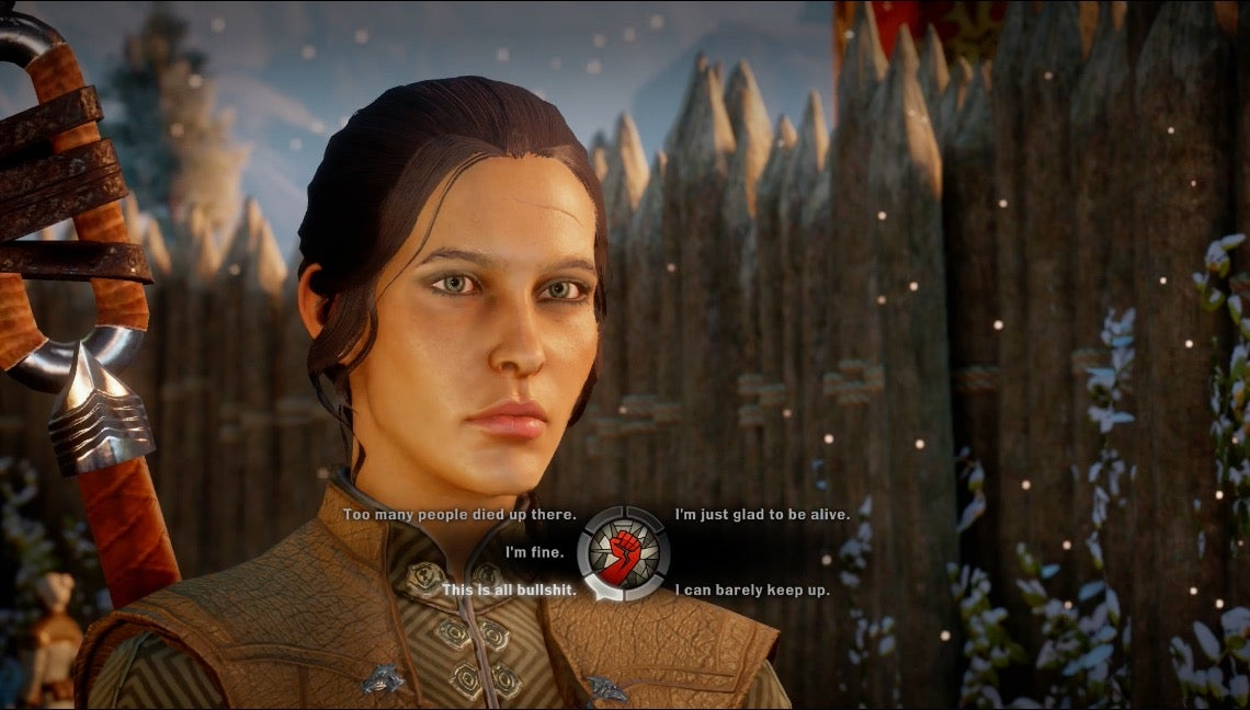 Dragon Age: Inquisition: The Kotaku Review