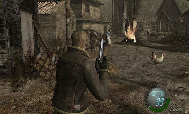 The Cruel Brilliance of Resident Evil 4's Village Fight