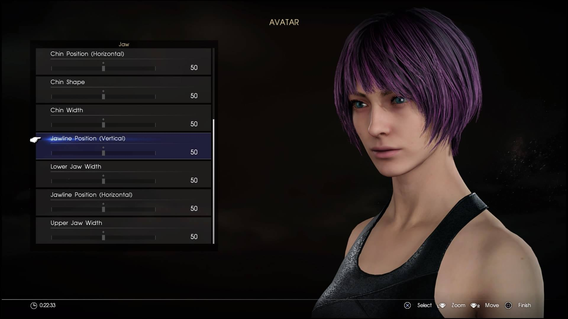 Character Design Generator Game : Final fantasy s multiplayer has a ridiculously detailed