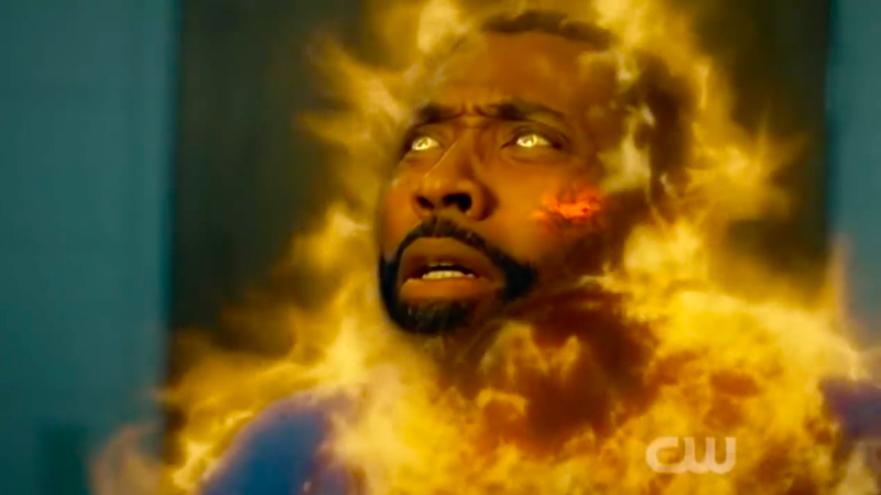 Black Lightning's Metahuman World Just Got Bigger In The Most Unexpected Way