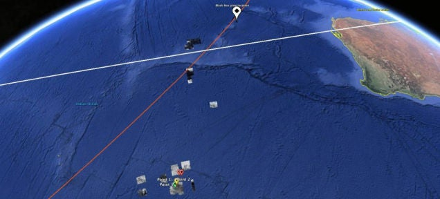 The Underwater Search for Malaysia Air Flight 370 Resumes This Weekend