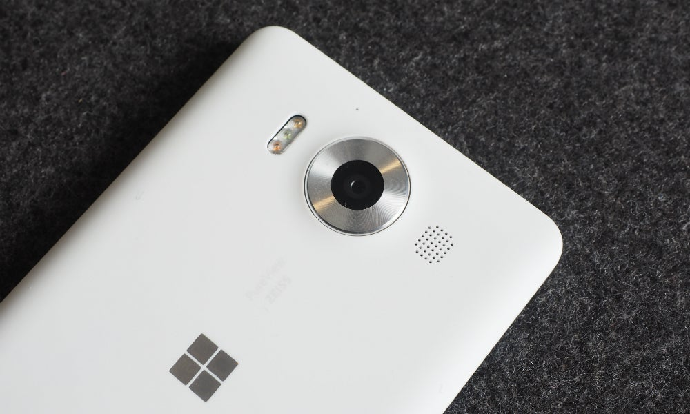 Lumia 950 Review: Microsoft's Best Ideas Still Don't Fit In Your Hand