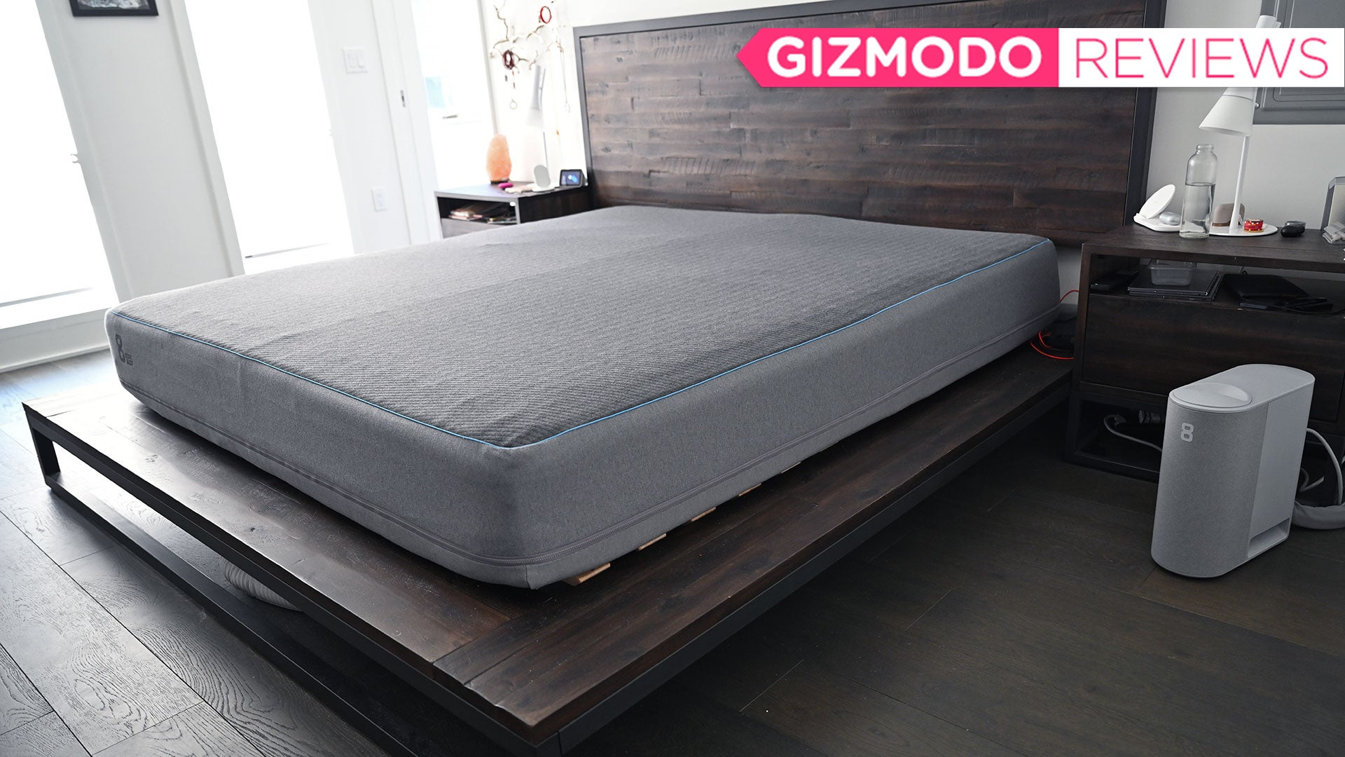 My Normal Bed Seems Barbaric After Sleeping On This Temperature-Controlled Smart Mattress