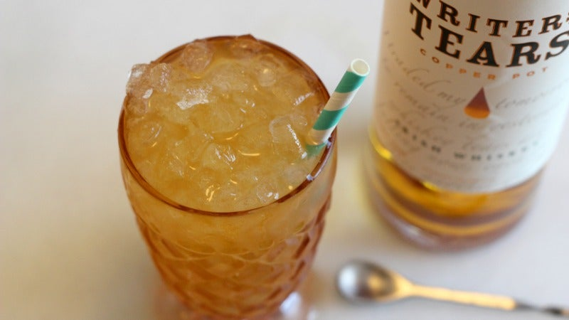 3-Ingredient Happy Hour: The Sweet And Tart Mulligan