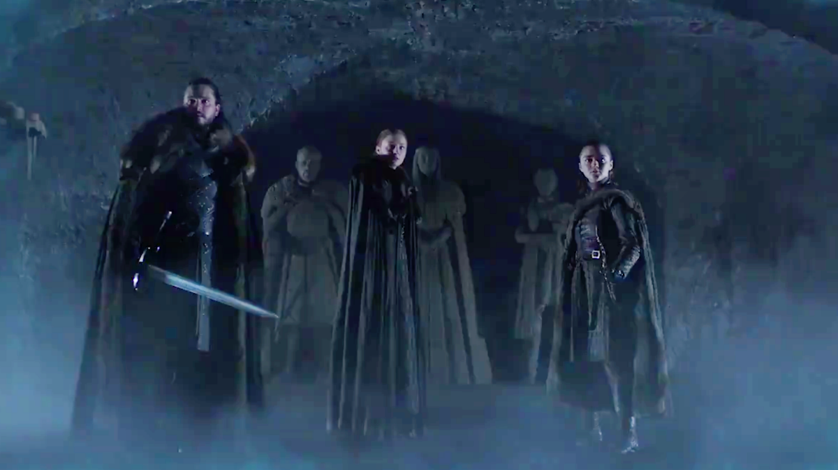 Watch The Trailer To Game Of Thrones Season 8