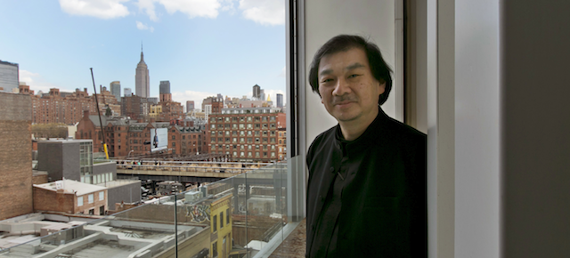 Shigeru Ban Wins the Pritzker Prize, Architecture's Highest Honour