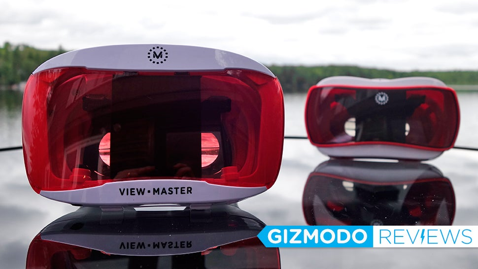 The New View-Master Deluxe VR Is The Best Cheap VR Headset