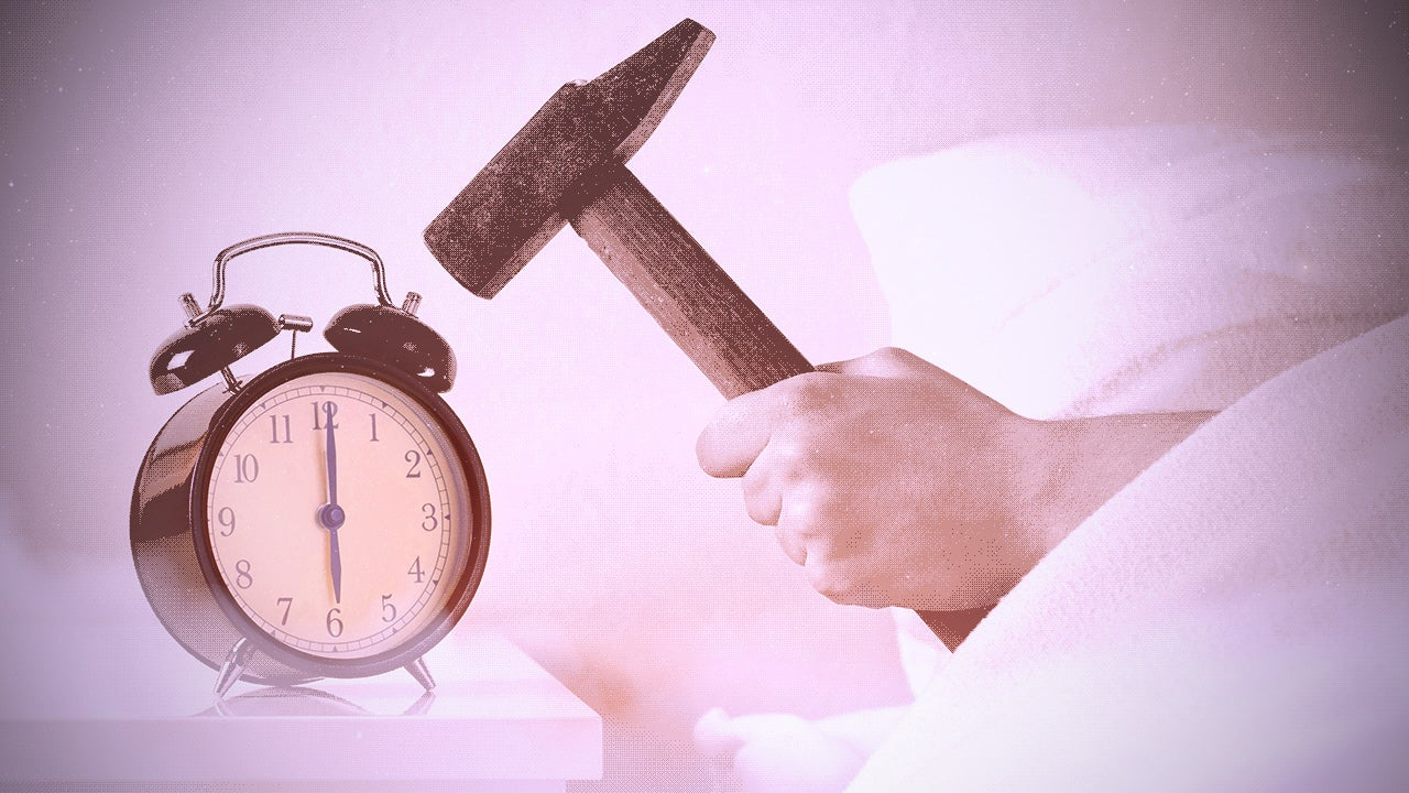 How To Make Getting Out Of Bed In The Morning Easier