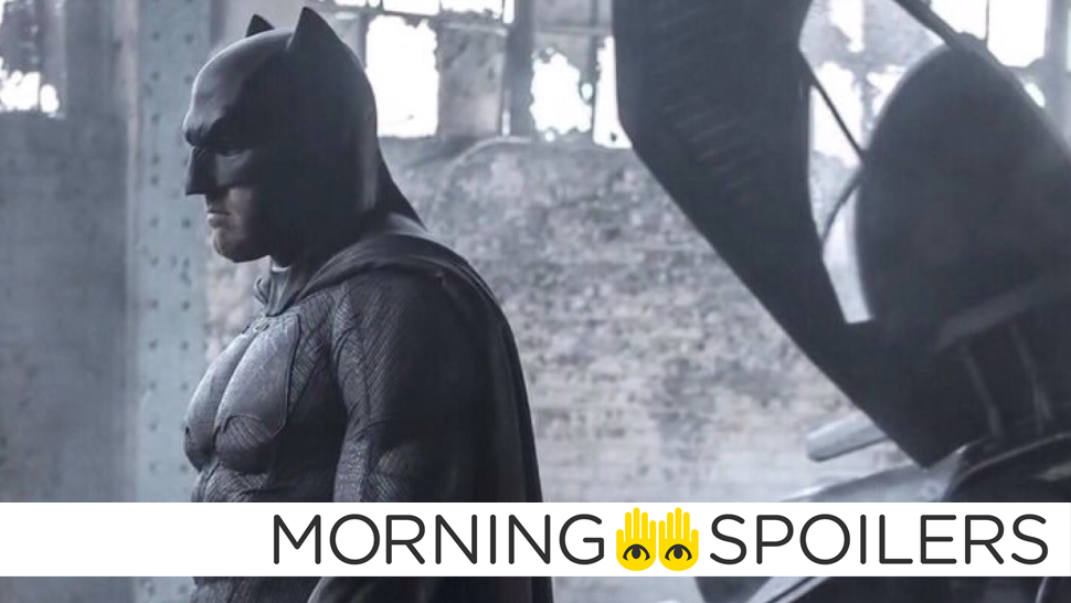 The NewBatmanMovie May Have Decided Where It's Putting The Dark Knight