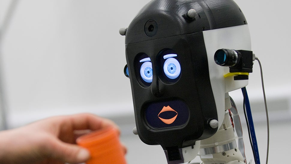 Humans Will Lie To Spare A Robot's 'Feelings'