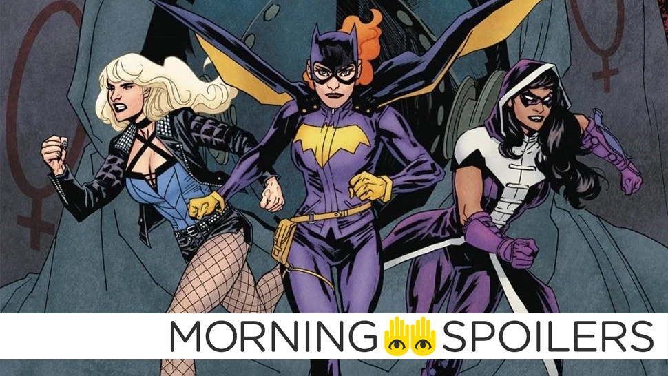 More Rumours About Who Might Play The Big Villain In Birds Of Prey