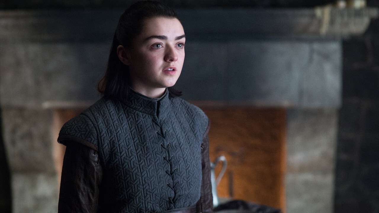 Maise Williams Shared A Bloody Tribute To Her Time On Game Of Thrones