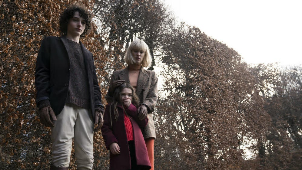 Stranger Things' Finn Wolfhard Is Scary AF In The Trailer For Gothic Horror Tale The Turning