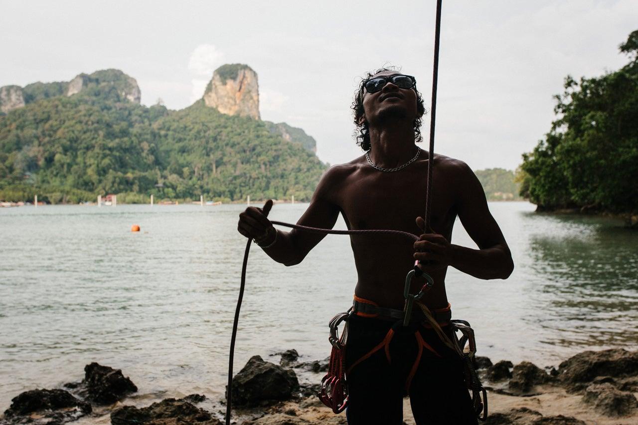 Visit Thailand, Climb Rocks