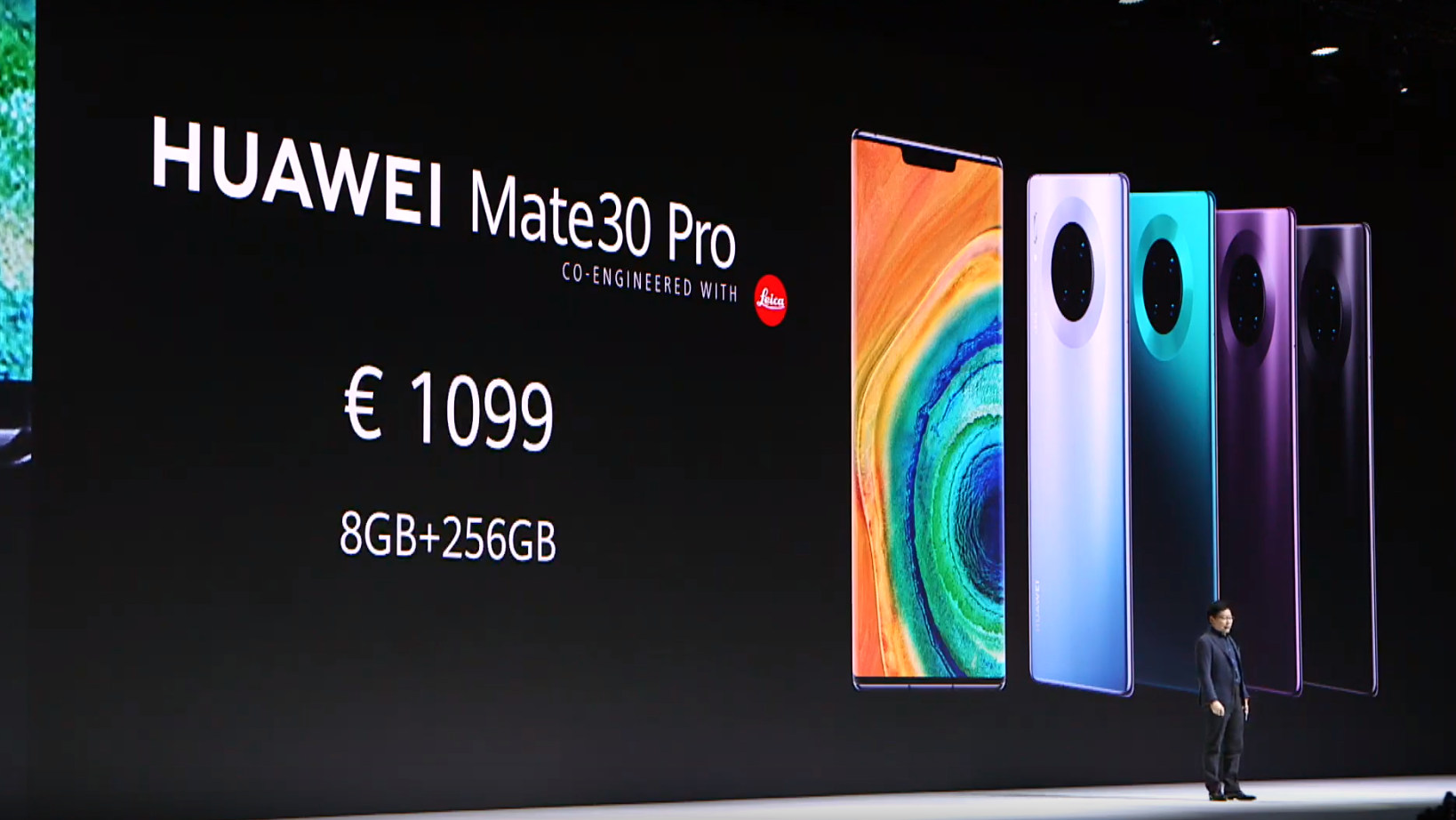 Huawei's Mate 30 And Mate 30 Pro Pack Big Cams And Blazing 5G Support