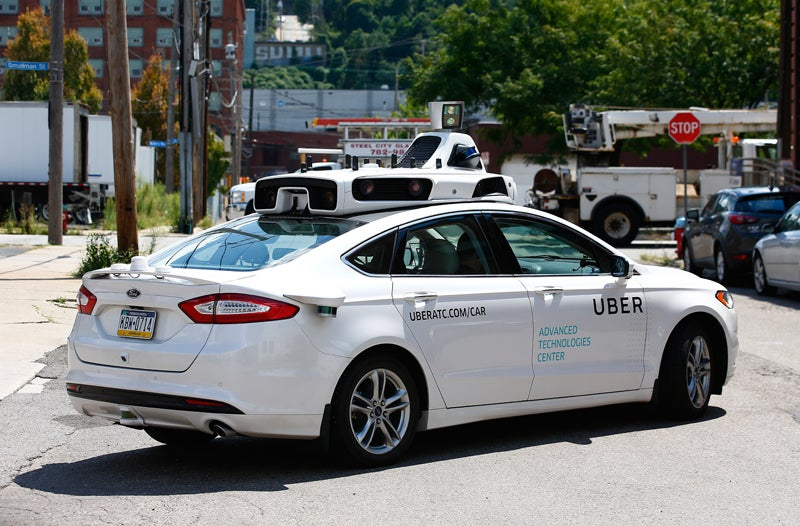 Uber Pulls Plug On Self-Driving Cabs After California Revokes Registrations