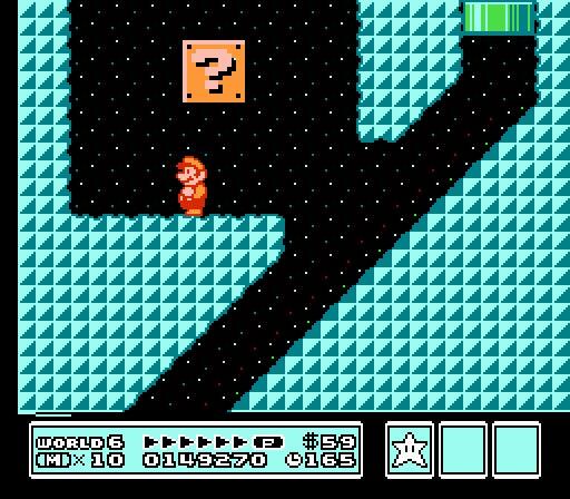 The Rarest Animation In Super Mario Bros. 3