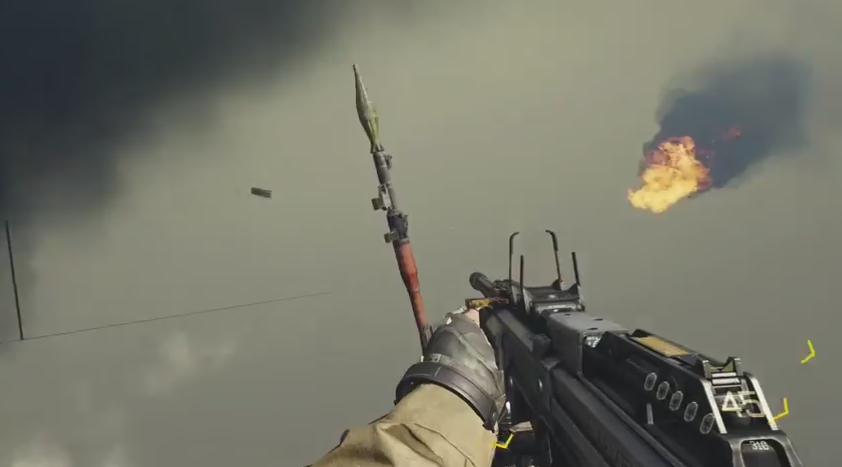 Players Found A Secret Glitch Gun Inside of The Newest Call of Duty