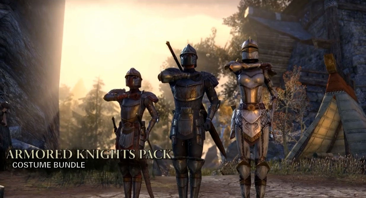 How The Subscription-Free Elder Scrolls Online Will Work