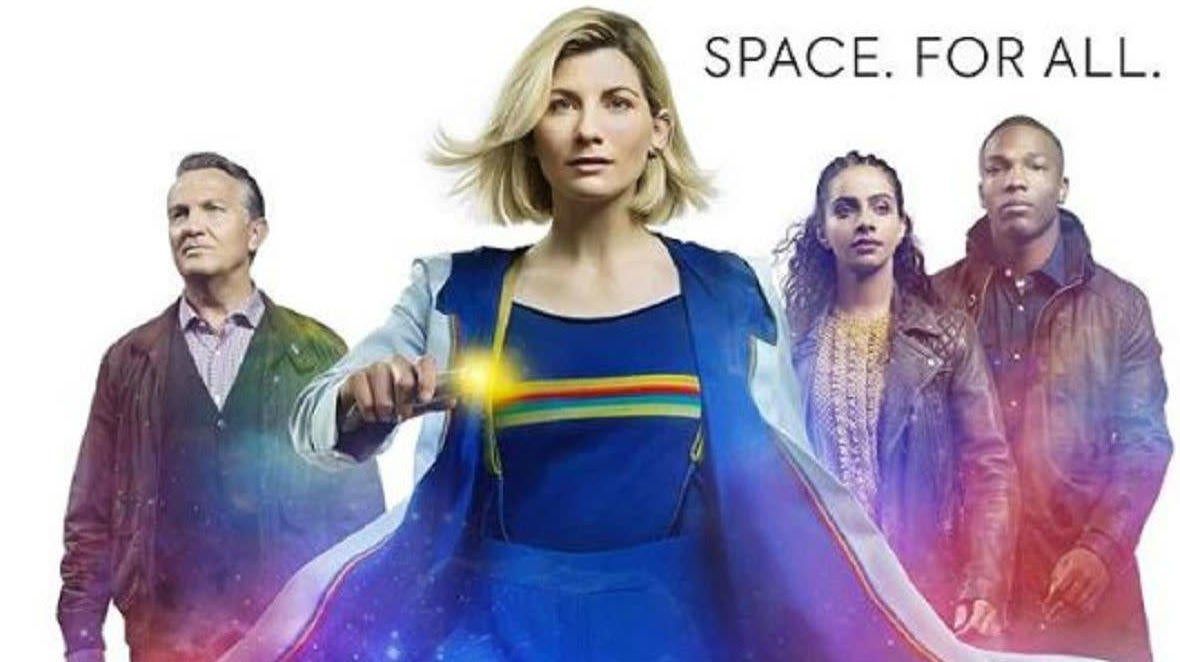 Your First Thrilling Look At Doctor Who Season 12 Is Here