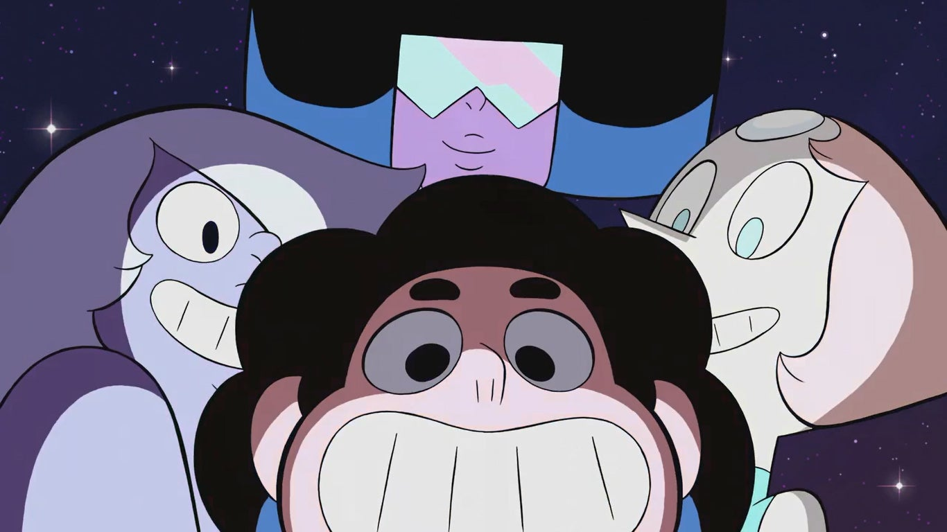 Everything You Need To Know About The Wonderful World Of Steven Universe