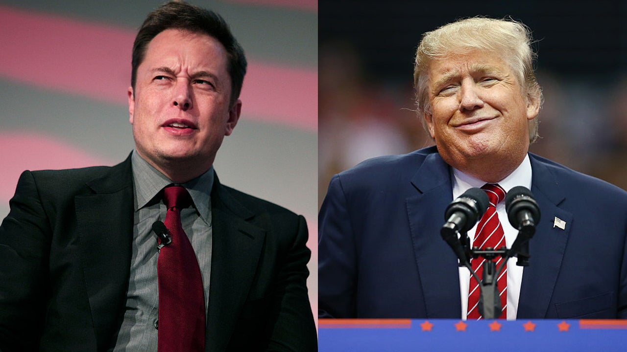 Elon Musk Explains How Trump Could Actually Help Tesla