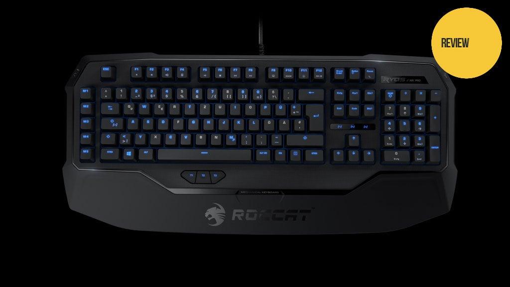 Roccat Ryos MK Pro: The Kotaku Review